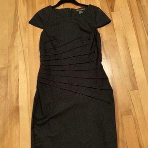 Work Dress - Dark Grey like New